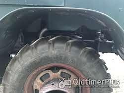 Mercedes unimog 411 Foto 5