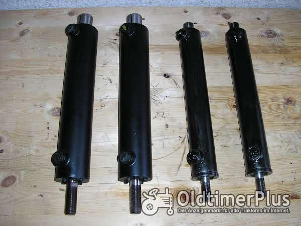 Unimog/MB-Trak Lenkungszylinder Foto 1