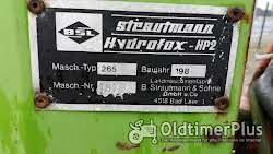 Strautmann Hydrofox HP 2 Hubgerüst Foto 2