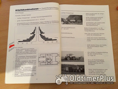 Mercedes MB-trac Argumentation Foto 2