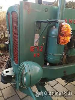 Hanomag R 12 KB Speichenräder, Tüv, Anlasser, läuft schön! foto 7