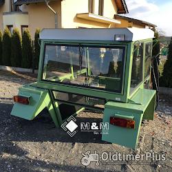 MM Universalkabine Traktorkabine Nr. 17b F106-108 für Traktor bis ca. 90PS Foto 6