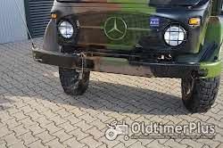 Mercedes Unimog 404 S cabrio mit Plana, H-Zulassung, 3500 KG, 12000 Kilometer photo 7