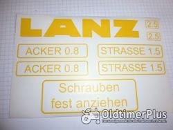 Lanz Volldiesel Lanz Halbdiesel Foto 3