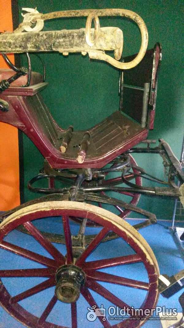 Kutsche Wagonette bereits einmal restauriert gegen Gebot Wagonette gegen Gebot Foto 1