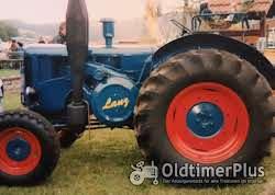 LANZ Lanz Bulldog D 4016  -  D4016