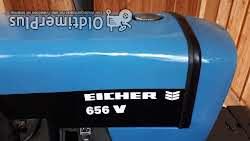 Eicher 656 VA Typ 3776 photo 11