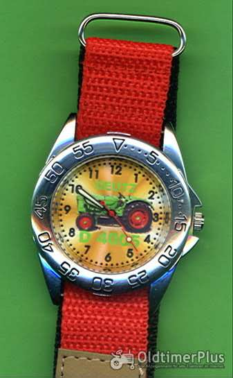 Deutz D 4005 Armbanduhr Foto 1