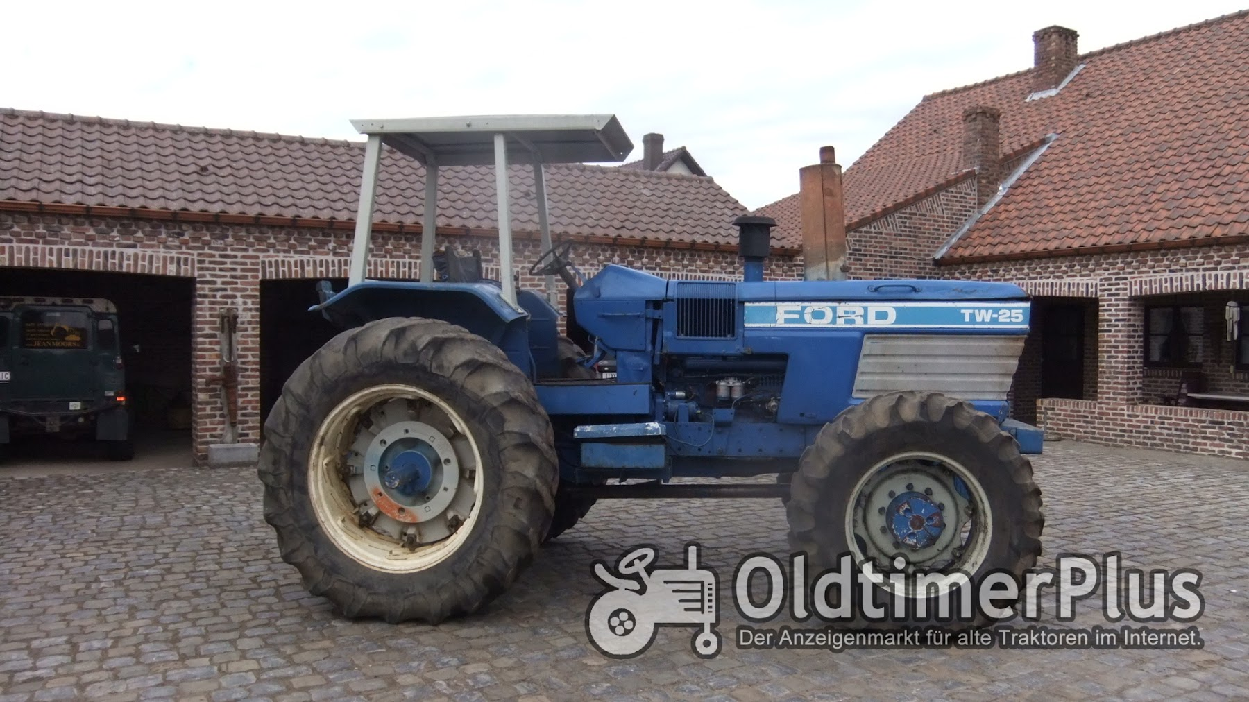 Ford Ford TW 25