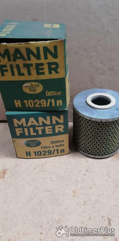 Mann 3 Ölfilter H1029/1n Foto 1