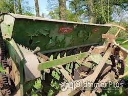Amazone D3A Sämaschine (Schlepperanbau) Foto 5