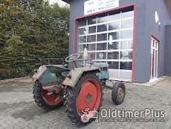 LANZ BULLDOG D1616 Seltener Kurzhauber Schnellläüfer Foto 4