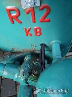 Hanomag R 12 KB Speichenräder, Tüv, Anlasser, läuft schön! foto 4