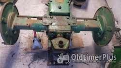 Holder B12D viele Neuteile mit Handhydraulik und 3 Punkt Aufnahme Foto 8