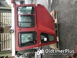 MF 1100 / 1130 Kabine