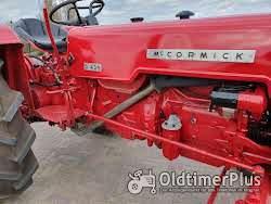 Farmall Cormick D439 gerestaureerd en gereviseerd, nieuwstaat Foto 4