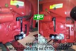Porsche Diesel Allgaier Master Super Export Standard Star Junior P144 318 319 329 408 418 409 419 429 108 109  Ölfilter Porsche Diesel Allgaier Traktor Ölfilterumbausatz Adapter Junior Master Super Export Standard Star  Spaltfilter Siebfilter Foto 5