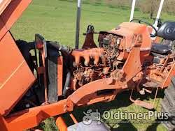 Renault Schlepper Traktor R 88 Fronthydraulik 4Zyl. TÜV Mai 2022 Foto 6