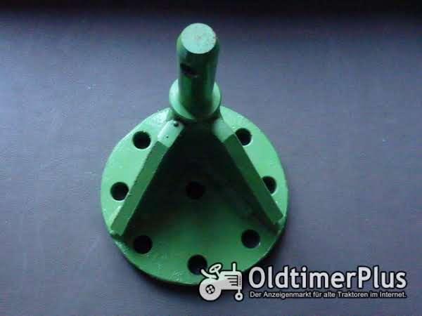 Gassner Unterlenkerzapfen für  Drehpflug Foto 1