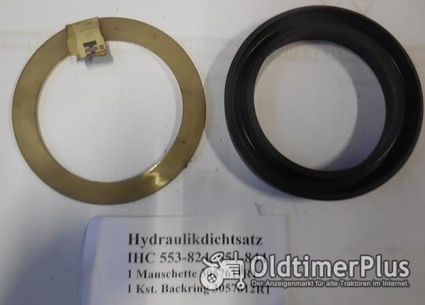 IHC, Hydraulikdichtsatz, Hydraulikmanschette, Nutring, 3057611R1, 3057612R1 Foto 1