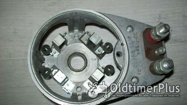 Bosch BNG Anlasser Kohlenhalter, Bürstenhalter neu Foto 1