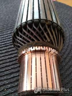 Bosch 6 volt Gleichstrom Lichtmaschine 90 mm   generalüberholt Foto 2