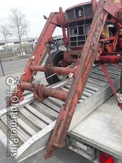Frost Frontlader passend für IHC 633 533 433 Foto 3