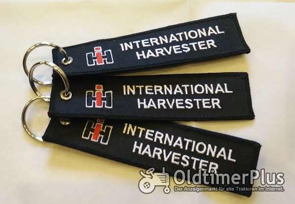 IHC Schlüsselanhänger für CASE IH IHC Anhänger Foto 1