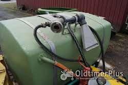 Fricke Spritze Fribiel 3 - 800 L für Unimog DK 60 - Aufbauspritze Foto 8