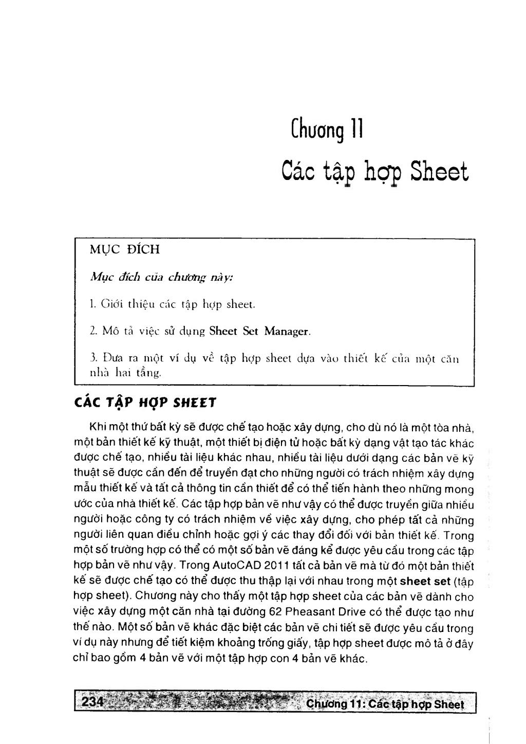 Thực hành thiết kế bản vẽ kiến trúc AutoCAD 2011: Phần 2 - ThS. Nguyễn Khải Hoàn & Nhóm Tin học IE