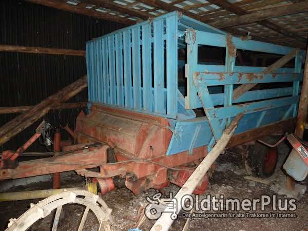 Mengele Ladewagen Foto 1