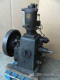 Heinrich Liesen Standmotor Stationärmotor