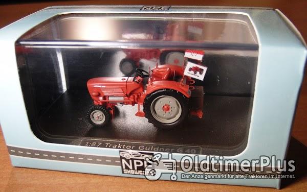G 40 Modelltraktor in 1:87 (H0) Foto 1