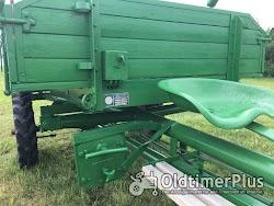 AGRIA Hatz Agria 2800 Hatz 12 PS mit Völker Triebachs-3Seit-Kipper-Anhänger Foto 6