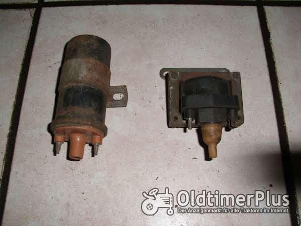 """Bosch? 2 Zündspulen 12V """"r2d2"""" Foto 1"""