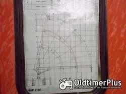 Mercedes MB TRAC 1300 Kran HAP 2140 Foto 6