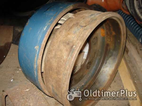 LANZ Bremstrommel Foto 1