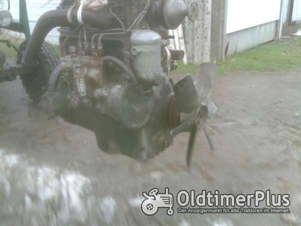 Daimler Benz Dieselmotor 180 Foto 1