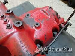Porsche Bosch Kraftheber Hydraulik Porsche Diesel Allgaier Traktor Foto 5