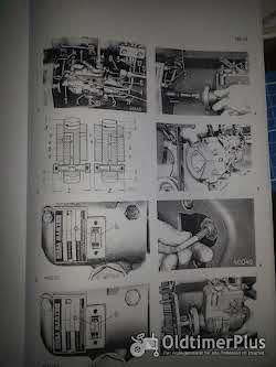 John Deere LANZ 310 510 710 Werkstatthandbuch Foto 2