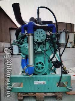 Detroit Diesel 2Takt Turbo Kompressor 8V92 TA 600hp Detroit Diesel Motor top! Boot US Truck pulling Foto 8