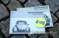 Betriebsanleitung VW 1200 Käfer Standard 1962 Foto 6