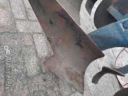Rud Sack 2 schaaar ladder ploeg Foto 2