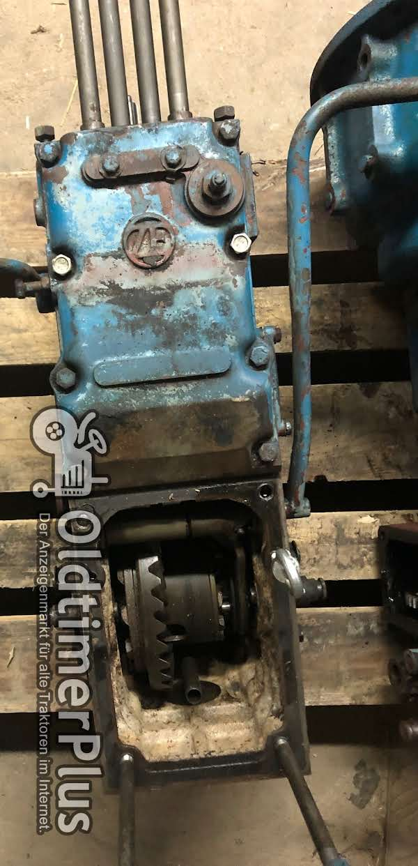 Eicher EM 235 S Getriebe EM 235 S, ZF A208, auch EM 200,3008, 3009 Foto 1