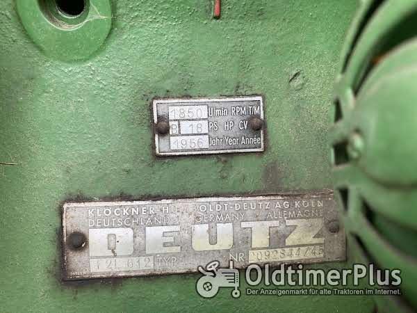 Deutz D18 F2L612/6-N Foto 1