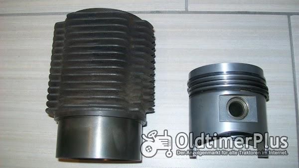 Ruggerini RD 900 - RD 901 CODE 2147  Kolben und Zylinder 91,5 Foto 1