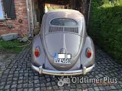 VW _ Käfer Ovali Export mit Faltdach Foto 10