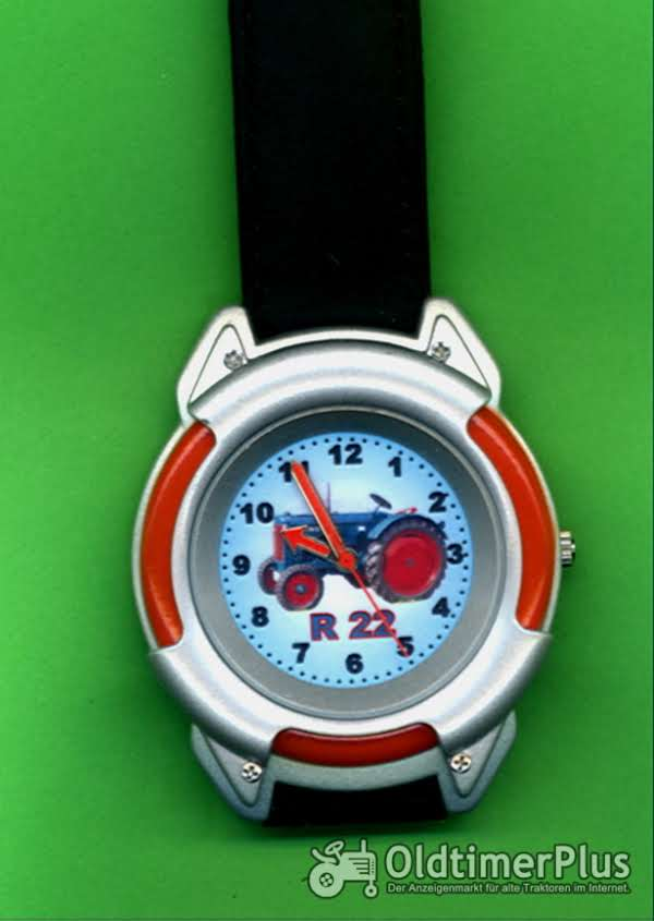 Hanomag R 22 Armbanduhr Foto 1