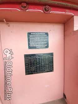 Dreschmaschine Buschhoff Foto 9