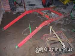 Deutz F1M414 F1L514 Frontlader komplett Foto 2